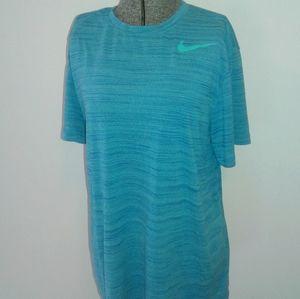 lot of 2 Nike  Men's Size Large  Dri-FIT heathered